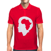 Africa Centered Mens Polo