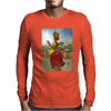 African Mama Mens Long Sleeve T-Shirt