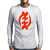 African Mens Long Sleeve T-Shirt