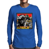 Africa's Youth Mens Long Sleeve T-Shirt