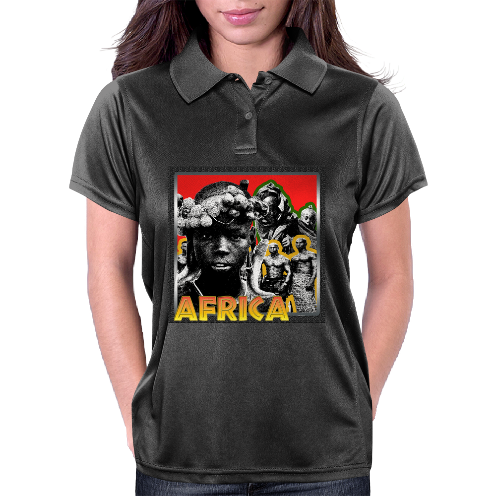 Africa's Youth Womens Polo