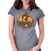 Agumon Trainer Womens Fitted T-Shirt