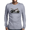 Agusta RR Mens Long Sleeve T-Shirt