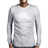 Aidanasaurus Mens Long Sleeve T-Shirt