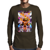 Aiming for Heaven Mens Long Sleeve T-Shirt