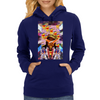 Aiming for Heaven Womens Hoodie