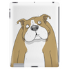 Ain't nothin but a hound dog phone and tablet cover Tablet (vertical)
