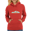 air cooled elfer. The german sportscar legend with the iconic three numbers. Womens Hoodie