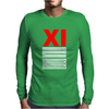 Air J Js Retro Bred 11 Xi Shoes Matching Mens Long Sleeve T-Shirt