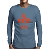 AJ Knows Mens Long Sleeve T-Shirt