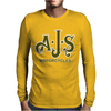 Ajs Motorcycles Mens Long Sleeve T-Shirt