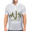 Ajs Motorcycles Mens Polo