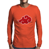 Akatsuki cloud Mens Long Sleeve T-Shirt