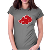 Akatsuki cloud Womens Fitted T-Shirt