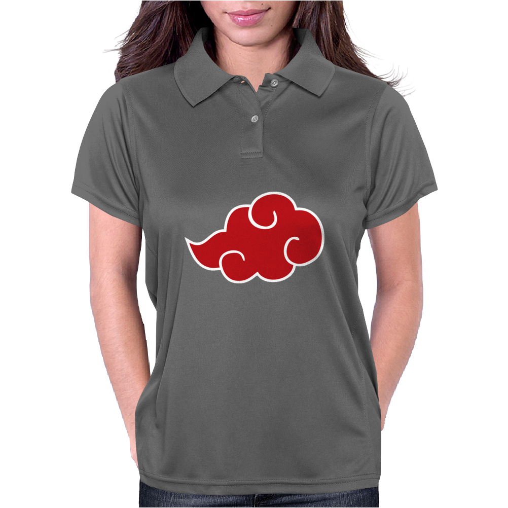 Akatsuki cloud Womens Polo