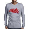 Akira Inspired Bike Motorbike Mens Long Sleeve T-Shirt