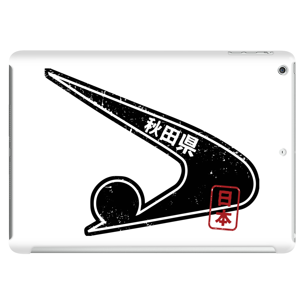 AKITA Japanese Prefecture Design Tablet