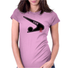 AKITA Japanese Prefecture Design Womens Fitted T-Shirt