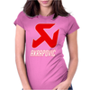 Akrapovic Motorsport Exhaust System Womens Fitted T-Shirt