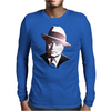 AL CAPONE Mens Long Sleeve T-Shirt