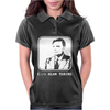 Alan Turing Enigma Code Breaking Computer Genius Womens Polo