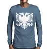 Albania Mens Long Sleeve T-Shirt