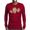 Albert Einstein Mens Long Sleeve T-Shirt