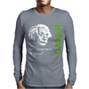 Albert Einstein Theory of 7% Proof Geeky Science Cider Scrumpy Drinking Mens Long Sleeve T-Shirt