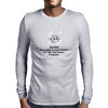 ALCOHOL Successfully erasing memories for ? oh? I don't know? A long time  Mens Long Sleeve T-Shirt