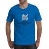 ALCOHOL Successfully erasing memories for ? oh? I don't know? A long time  Mens T-Shirt