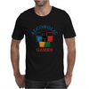 Alcoholic Games Mens T-Shirt