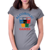 Alcoholic Games Womens Fitted T-Shirt