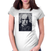 Aleister Crowley Womens Fitted T-Shirt