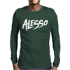 Alesso Logo Mens Long Sleeve T-Shirt