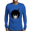 ALF AFRO 80'S RETRO COOL Mens Long Sleeve T-Shirt