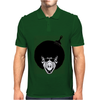 ALF AFRO 80'S RETRO COOL Mens Polo