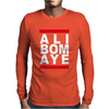 Ali Bomaye Mens Long Sleeve T-Shirt