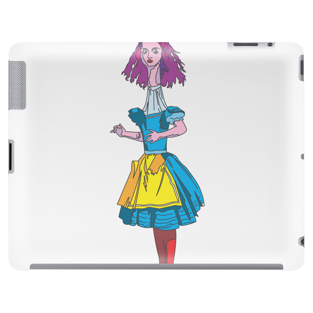 Alice in Wonderland - Ask Alice - Psychedelic Alice - NEW Tablet