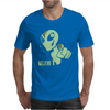 Alien Believe Space Sci Fi UFO Nerd Mens T-Shirt