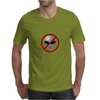 Alien Buster Sign Mens T-Shirt
