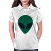 Alien head crewneck Womens Polo