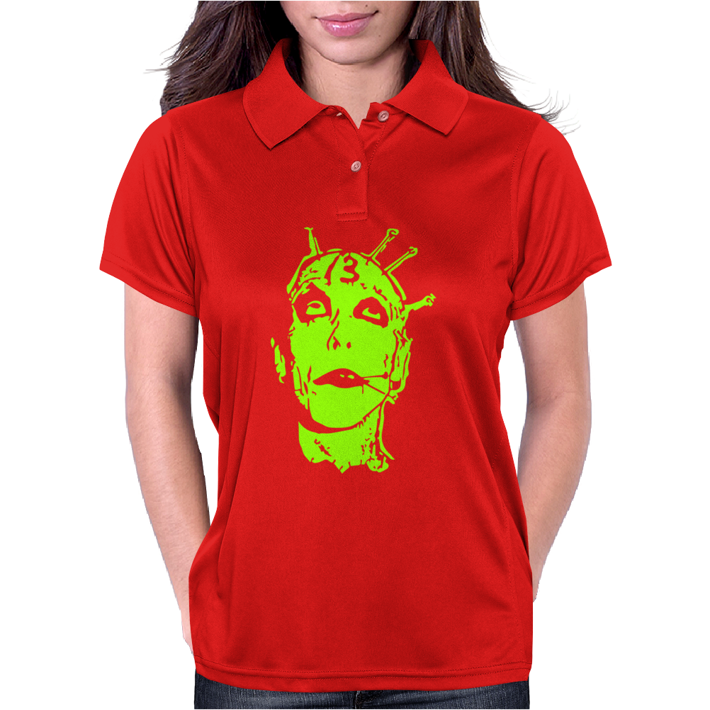 Alien Sex Fiend Womens Polo