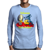 Alien vs Predator - Halloween Mens Long Sleeve T-Shirt