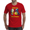 Alien vs Predator - Halloween Mens T-Shirt