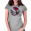 Alien Womens Fitted T-Shirt
