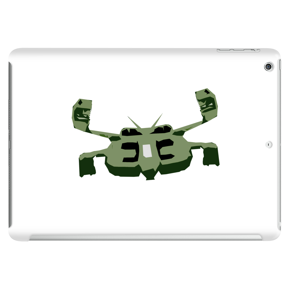 Aliens Dropship Tablet (horizontal)