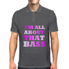 ALL ABOUT THAT BASS Mens Polo