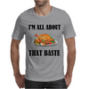 ALL ABOUT THAT BASTE Mens T-Shirt