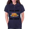 ALL ABOUT THAT BASTE Womens Polo
