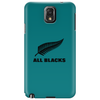 All black rugby Phone Case